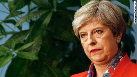 UK Prime Minister Theresa May: Will she stay or go?
