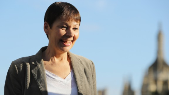 The Green Party's Caroline Lucas retains her seat in Brighton Pavilion.