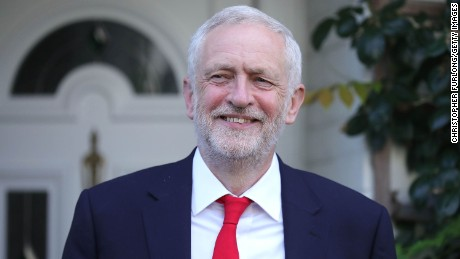 UK Labour leader speaks out