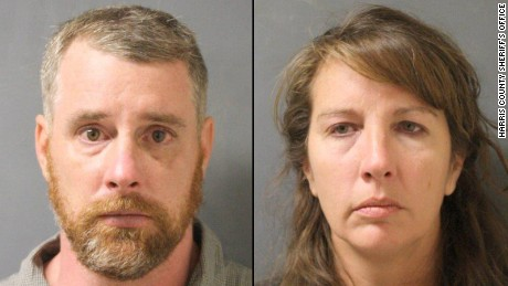 Couple indicted in Texas Denny's chokehold death