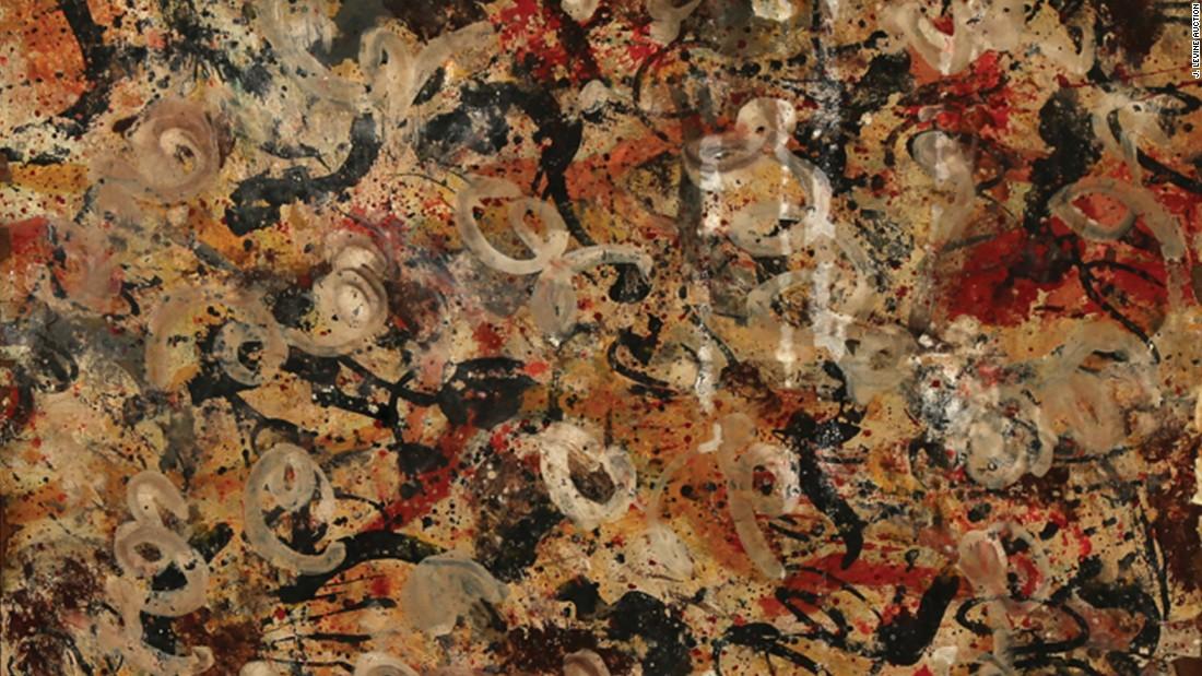Modern Art Pollock