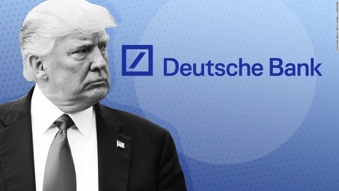 Deutsche Bank employees reported suspicious activity from Trump and Kushner, New York Times reports