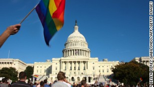 Is the Justice Department right about gay rights and the law?