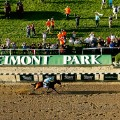 American Pharoah Victor Espinoza 147th running of the Belmont Stakes