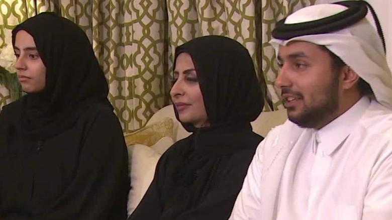 Qatar crisis threatens to tear families apart