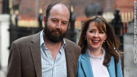 Nick Timothy and Fiona Hill quit on Saturday in the wake of the vote.