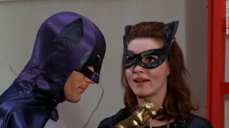 'Catwoman' actress remembers co-star Adam West