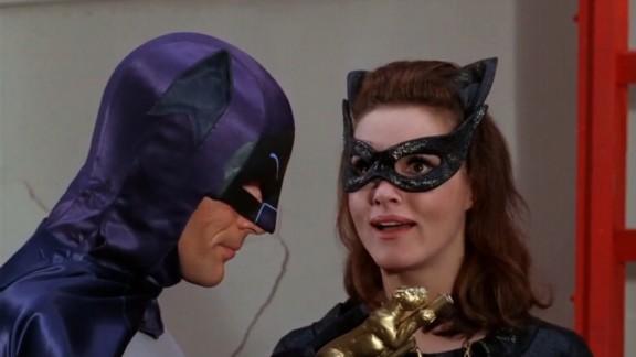 'Catwoman' Julie Newmar