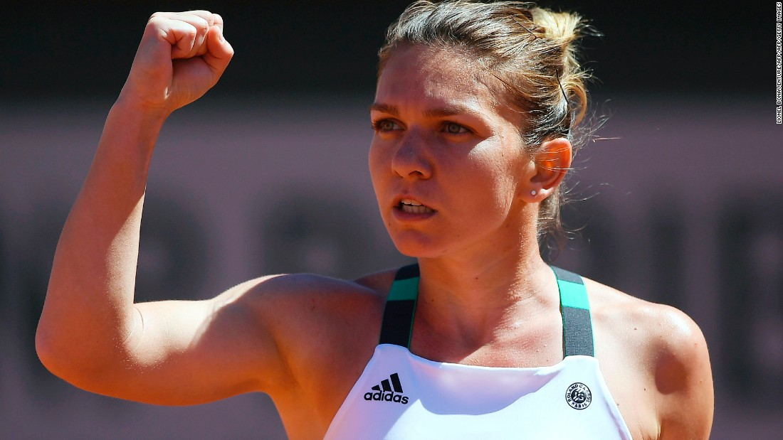 The fifth woman to hold down the No. 1 ranking this year, Halep reached a second French Open final where she lost a thriller to Jelena Ostapenko.