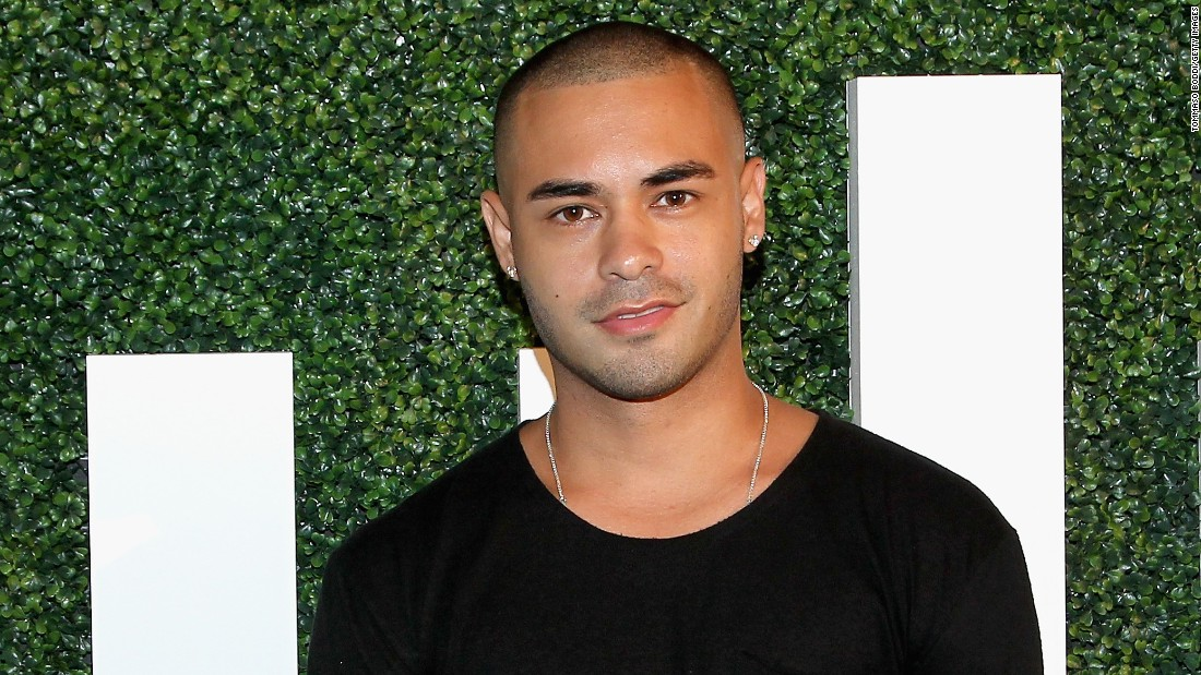 Actor Gabriel Chavarria attends the Hulu 2015 Summer TCA Presentation at The Beverly Hilton Hotel on August 9, 2015, in Beverly Hills, California.