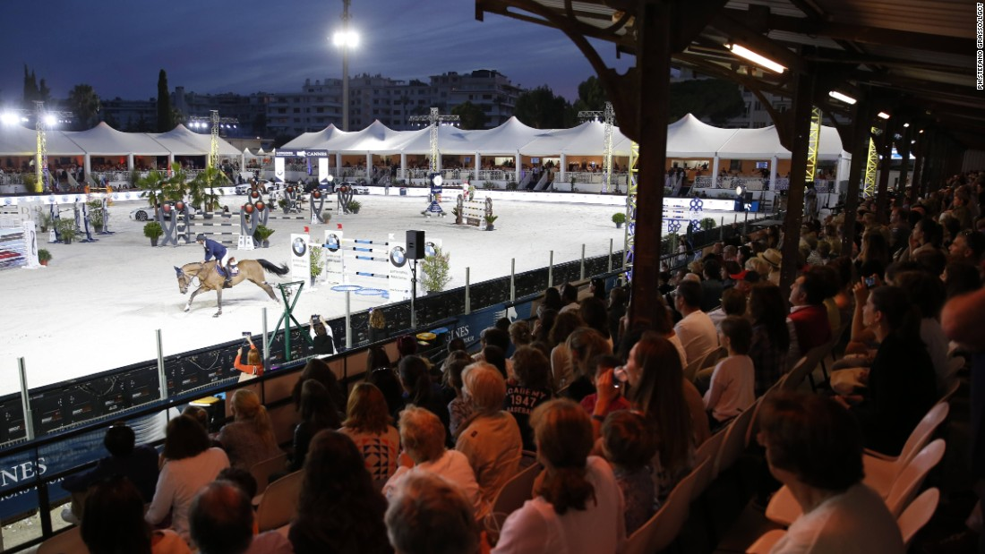 The Cannes Grand Prix welcomes over 15,000 spectators over the course of the weekend. Held under the evening lights on the glamorous French Riviera, Cannes has become a mainstay on the 15-leg LGCT.