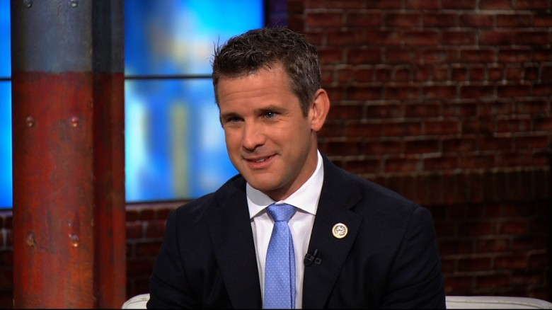 Kinzinger: Trump shouldn't comment day-to-day