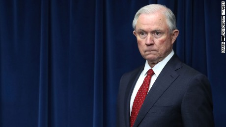 Can Jeff Sessions avoid some questions by citing executive privilege?