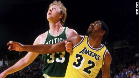 'Celtics/Lakers: Best of Enemies' is an ESPN '30 for 30' documentary that looks at NBA's greatest rivalry.