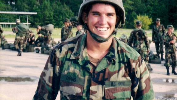 Navy Seal William Ryan Owens 36, was shot and killed in action in January in Yemen during a nighttime raid when a gunfight broke out with Al Qaeda operatives.