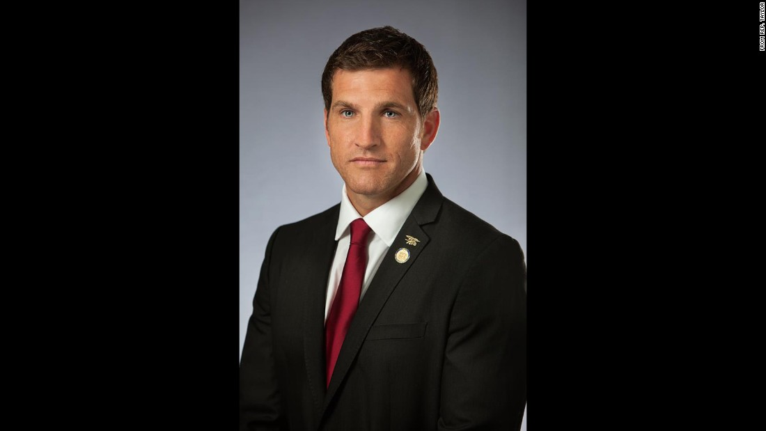 Congressman Scott Taylor, a former Navy SEAL sniper knew both men.