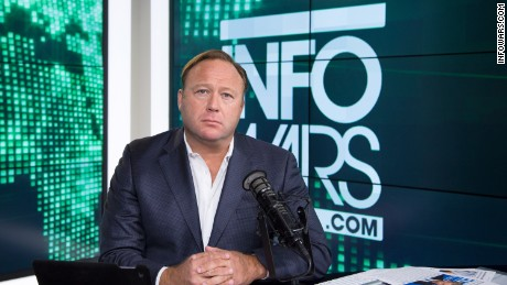 Six other families of Sandy Hook quote the issuer Alex Jones