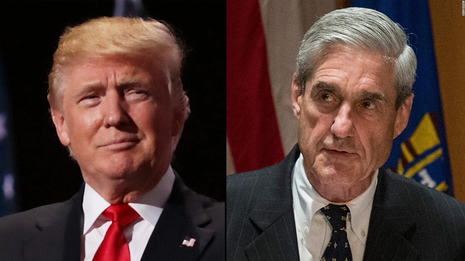 Image result for free image of mueller and trump