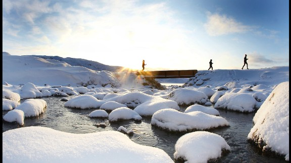 """Not all the races hosted by Albatros are in hot climates. The Polar Circle Marathon, dubbed the """"coolest marathon on earth,"""" sells out within weeks of registration opening."""