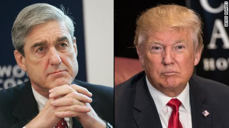 Trump called for Mueller's firing in June 2017, source says