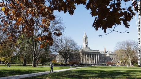 Grand jury slams Penn State for ignoring reports on dangerous hazing