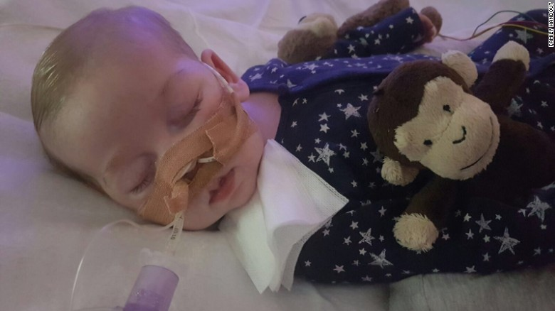 Family spokesperson: Charlie Gard has died