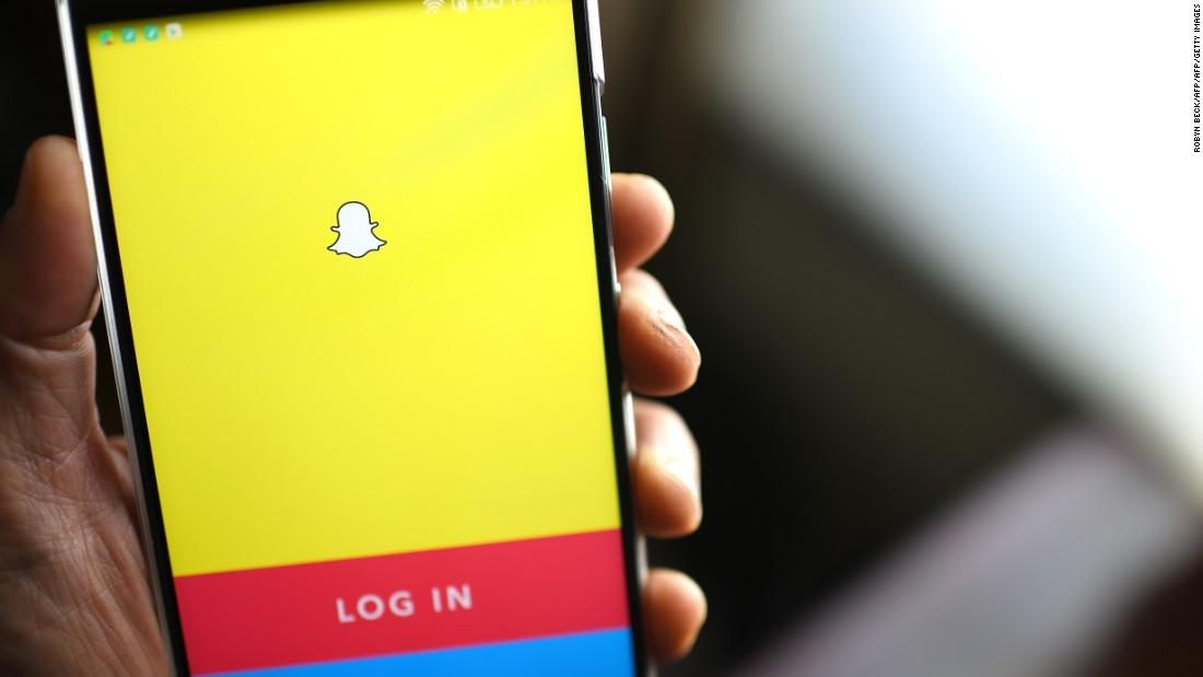 14歳の少女が誘拐され、使用Snapchat知人友人、警察は、