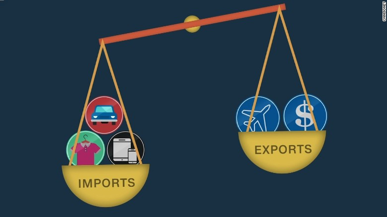 The trade deficit: Does it really matter?