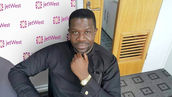 Jet West founder Dikko Nwachukwu.