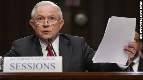 5 things we learned at Jeff Sessions' hearing