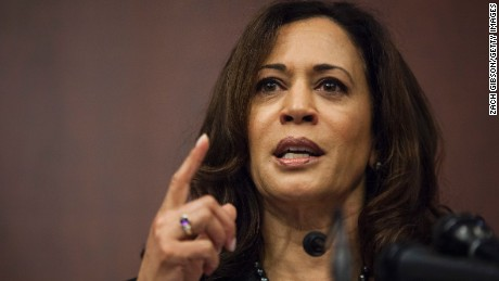 Kamala Harris changes course, says she'll reject corporate PAC cash