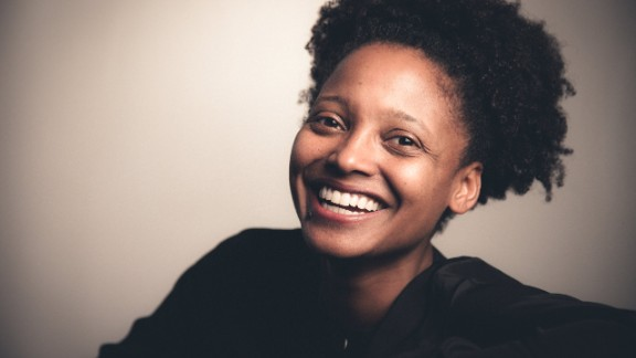 Tracy K. Smith says she hopes to help people abandon some anxieties about reading poems.
