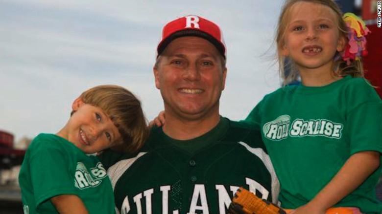GOP Rep. Scalise in critical condition