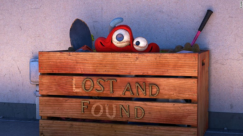 What's it like to work at Pixar?