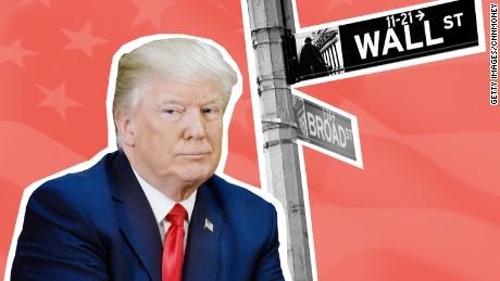Wall Street to Trump: No trade wars. And lay off Amazon