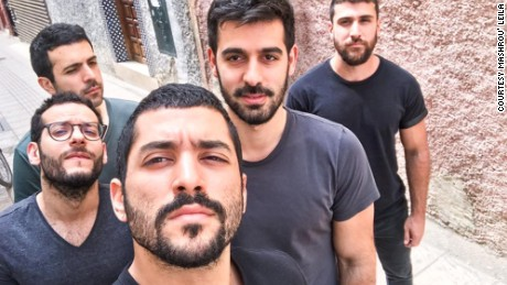 Jordan bans Lebanese band after row over queer frontman - CNN