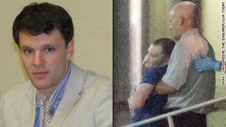 Otto Warmbier's condition: What is unresponsive wakefulness?