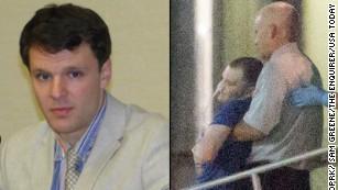 Mccain North Korea Murdered Former Detainee Otto Warmbier