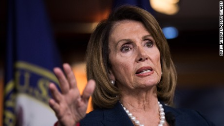 Trump and Republicans don't want Nancy Pelosi to go
