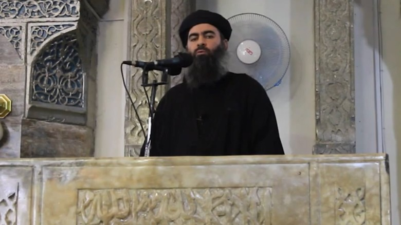 ISIS leader seemingly breaks silence