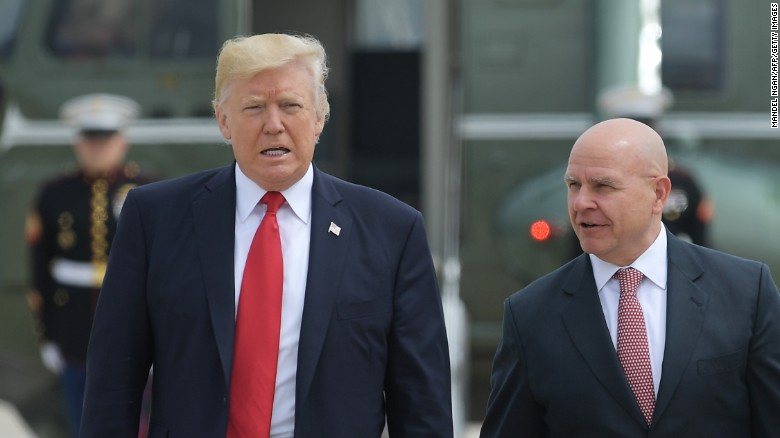 CNN: McMaster isolated, at odds with Trump