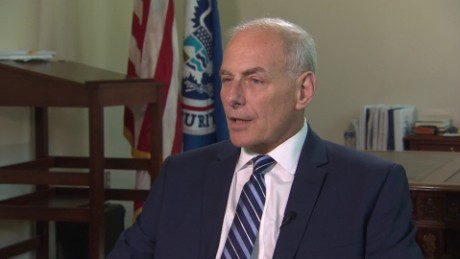 DHS secretary on how he prepared for his job
