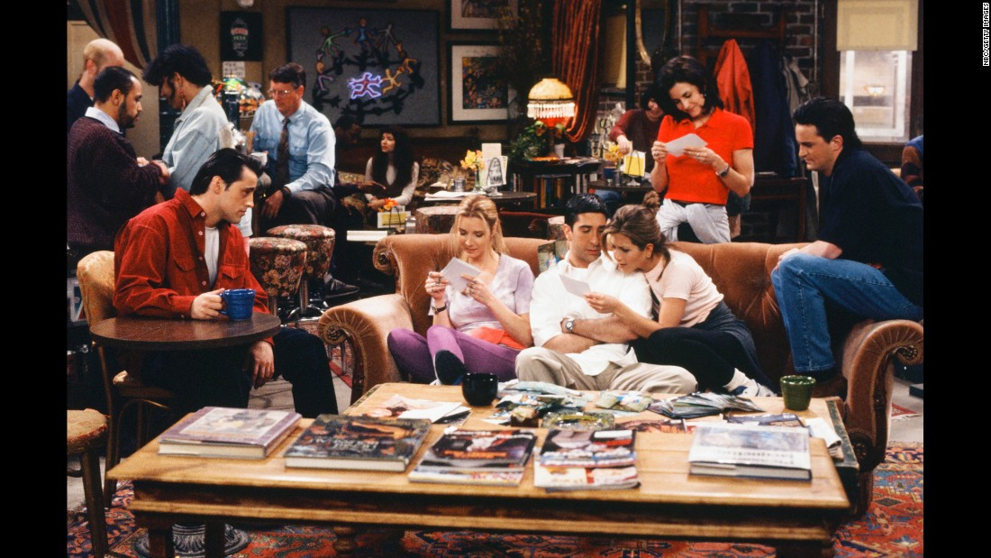 "Rachel, Monica, Phoebe, Chandler, Ross and Joey were the best of friends on and off the set, a formula that led ""Friends"" to become one of the most successful TV shows of all time. The show premiered in September 1994 and nearly 10 years later, 52.5 million viewers tuned in to the show's 2004 series finale.<br />"