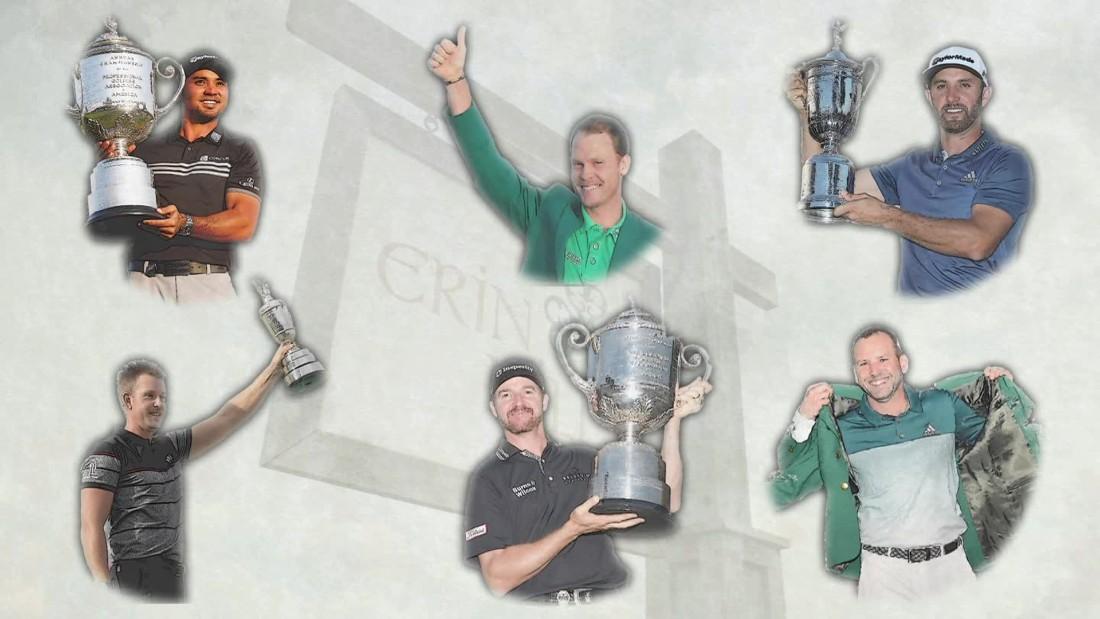 Golf's newest trend: first-time major winners - CNN Video