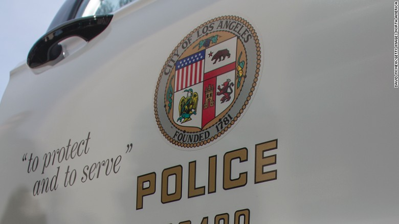 LAPD: Teen cadets stole police cars
