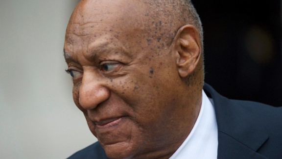 NORRISTOWN, PA - JUNE 5:  Bill Cosby arrives at the Montgomery County Courthouse before the opening of the sexual assault trial June 5, 2017 in Norristown, Pennsylvania.  A former Temple University employee alleges that the entertainer drugged and molested her in 2004 at his home in suburban Philadelphia.  More than 40 women have accused the 79 year old entertainer of sexual assault.  (Photo by Mark Makela/Getty Images)