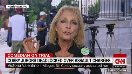 Cosby accuser: trial 'an emotional rollercoaster'_00021214
