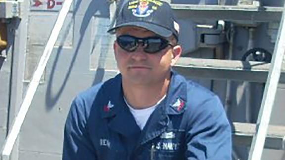 Fire Controlman 1st Class Gary Leo Rehm Jr., 37, from Elyria, Ohio.