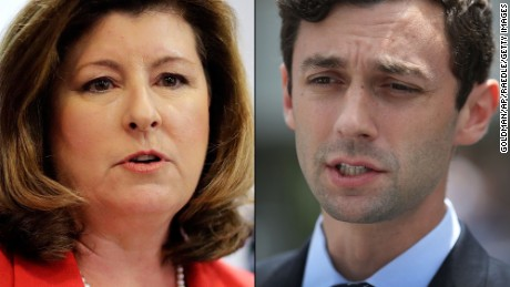 Republican Karen Handel wins Georgia House special election