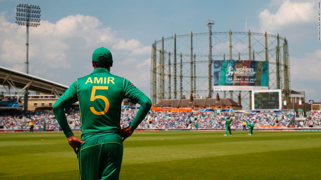 It was a beautiful day in south London at the Oval. But the odds were against a Pakistan side that had last won a global 50-over tournament in 1992 when the then Imran Khan-inspired Pakistan team lifted the World Cup.